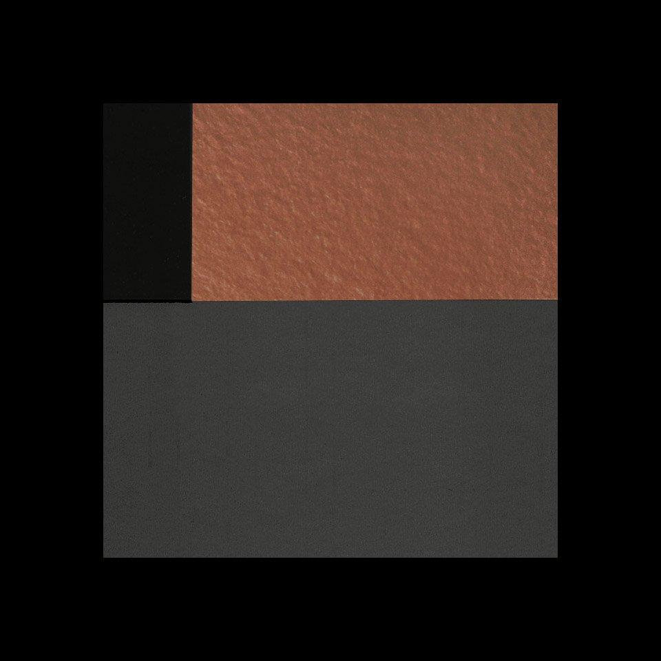 Copper And Black Wallpaper Block Copper Grey Black