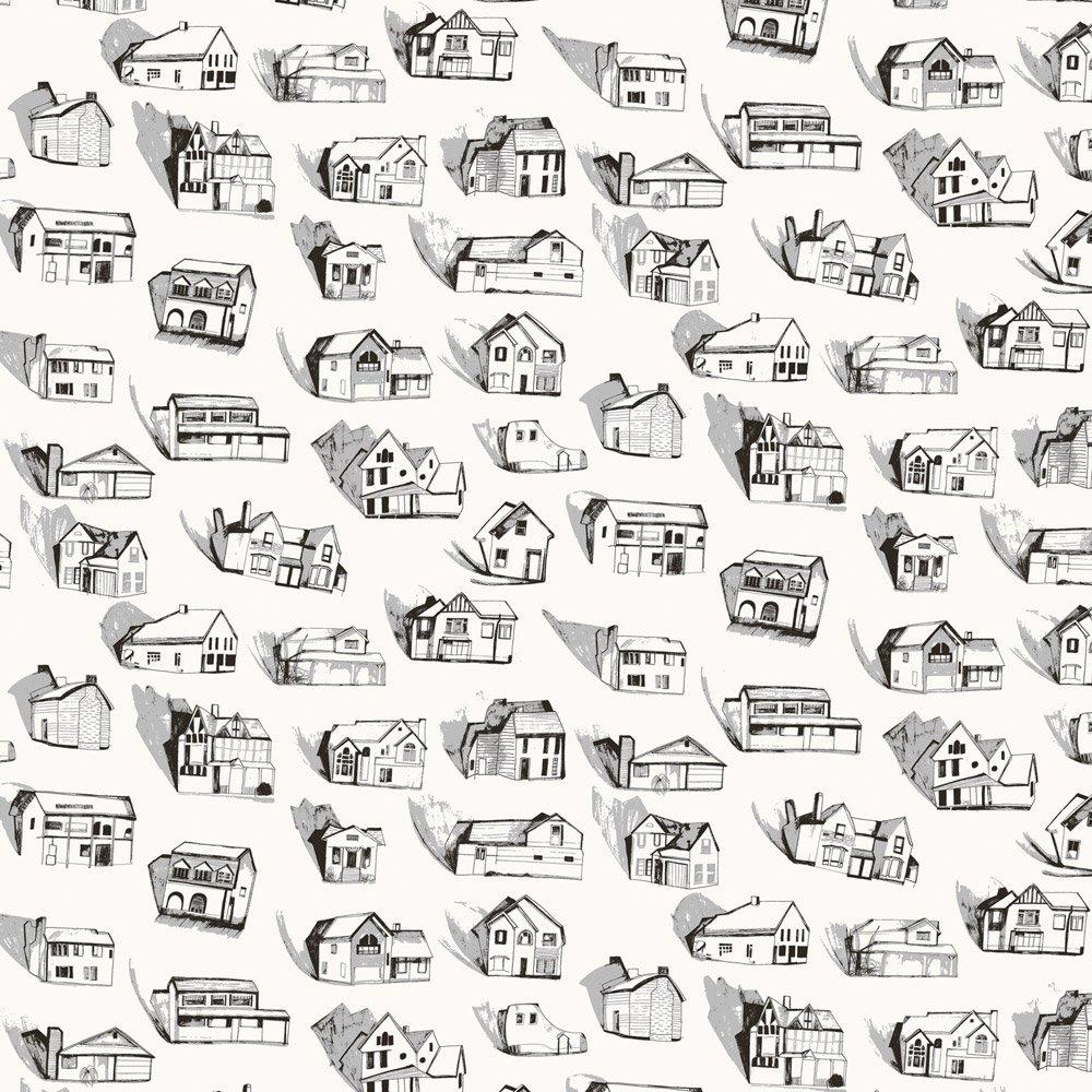 Wallpaper Design - Houses