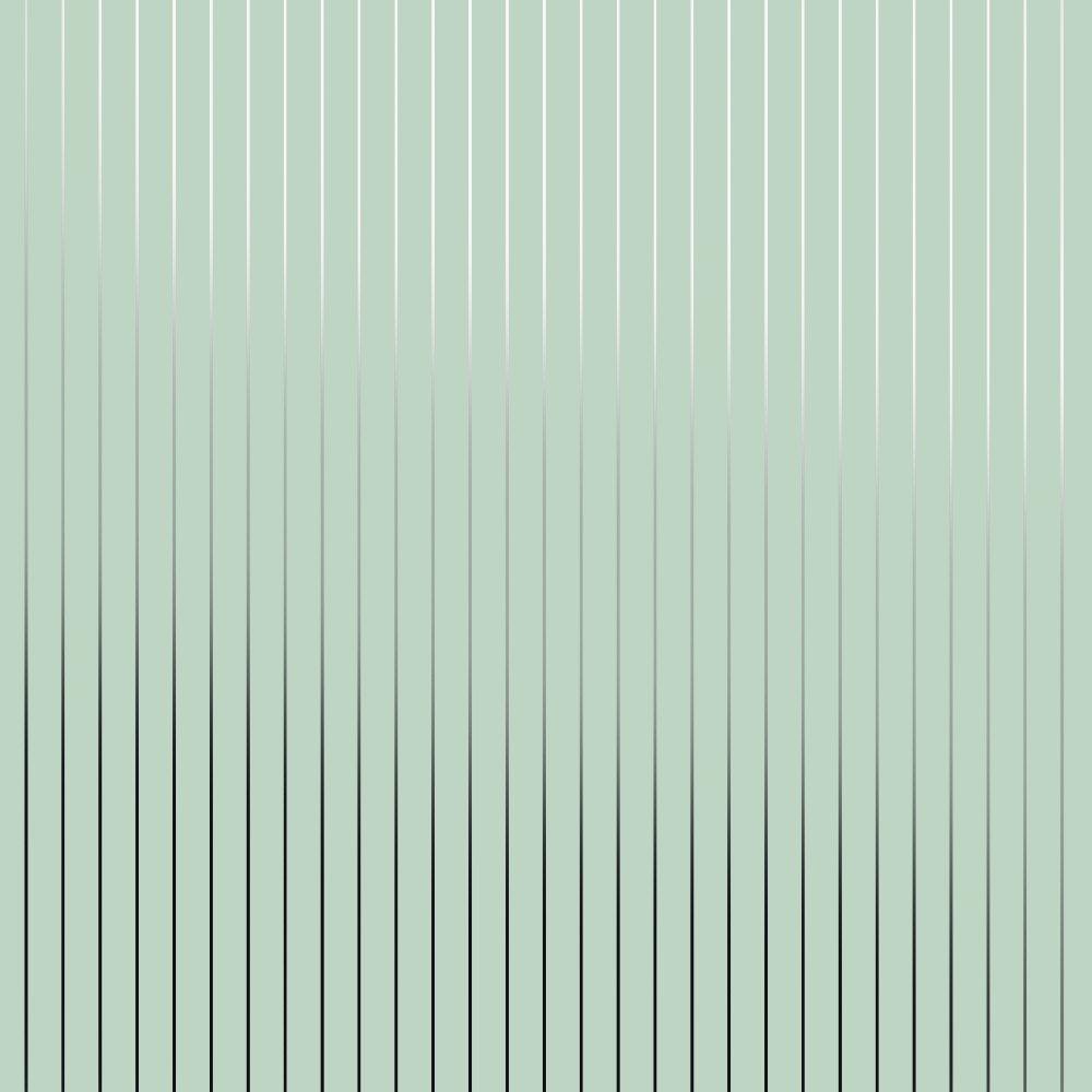 Silver Green Stripe Wallpaper Pinstripe Silver Green