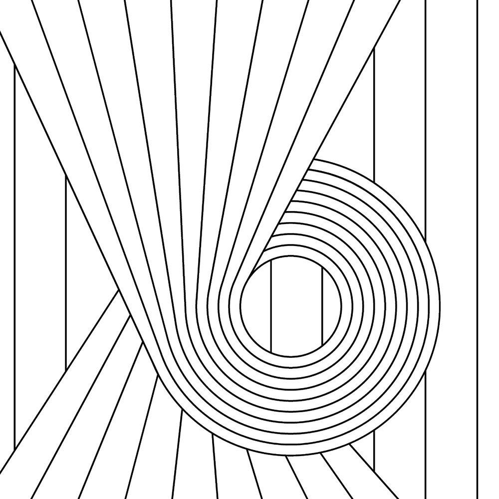 Wallpaper Design - Spiral