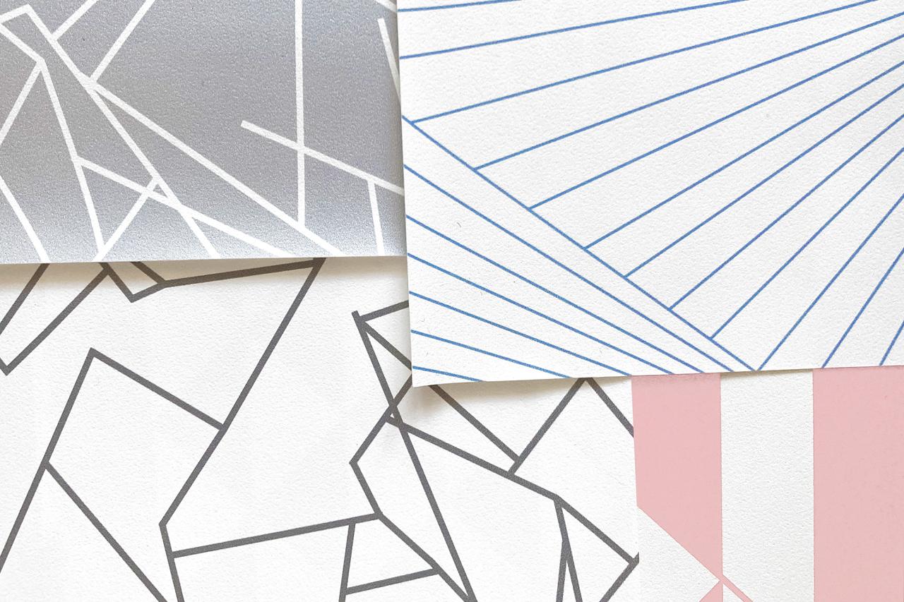 Custom wallpaper samples